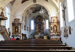 Bad Wörishofen Church