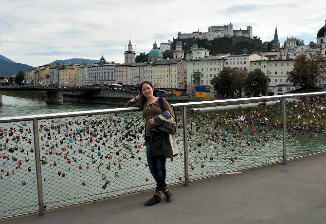 Me in Salzburg